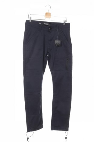 Pánske nohavice  Cropp, Veľkosť M, Farba Modrá, 98% bavlna, 2% elastan, Cena  21,65€