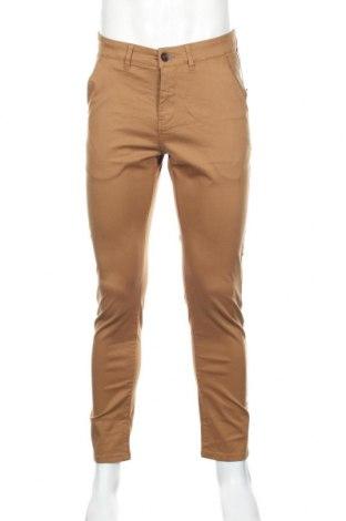 Pánske nohavice  House, Veľkosť M, Farba Béžová, 98% bavlna, 2% elastan, Cena  21,65€