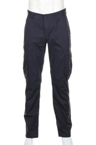 Pánske nohavice  House, Veľkosť M, Farba Modrá, 98% bavlna, 2% elastan, Cena  20,10€