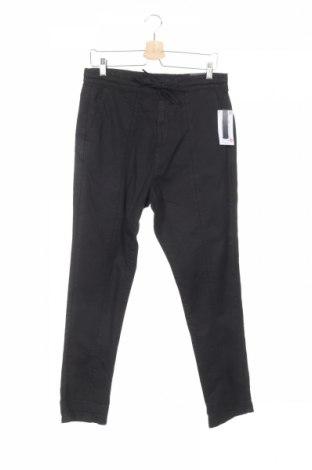 Pánske nohavice  Reserved, Veľkosť M, Farba Čierna, Bavlna, Cena  21,65€