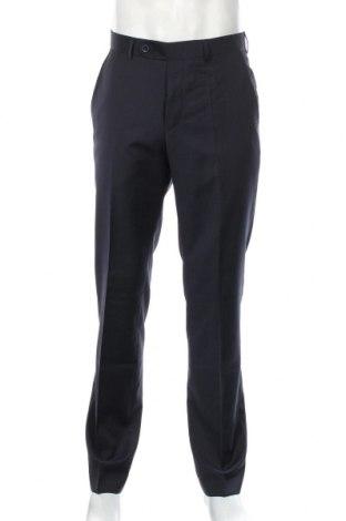 Pánske nohavice  Roy Robson, Veľkosť M, Farba Modrá, 100% vlna, Cena  53,76€