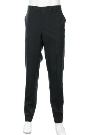 Pánske nohavice  Selected Homme, Veľkosť XL, Farba Zelená, 65% polyester, 33% viskóza, 2% elastan, Cena  30,54€
