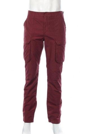 Pánske nohavice  Timberland, Veľkosť M, Farba Červená, 100% bavlna, Cena  53,76€