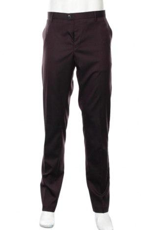 Pánske nohavice  United Colors Of Benetton, Veľkosť XL, Farba Fialová, 73% polyester, 23% viskóza, 4% elastan, Cena  30,54€