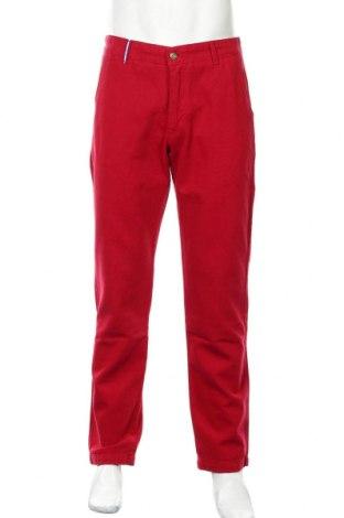 Pánske nohavice  Vickers, Veľkosť M, Farba Červená, Bavlna, Cena  23,97€