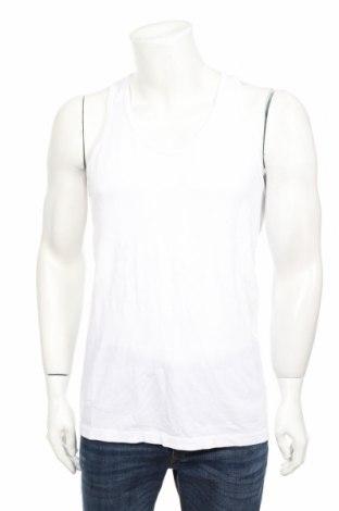 Ανδρική αμάνικη μπλούζα Alexander Wang For H&M, Μέγεθος M, Χρώμα Λευκό, Πολυαμίδη, Τιμή 3,20€