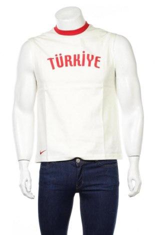 Férfi trikó Nike, Méret M, Szín Ekrü , Pamut, Ár 6240 Ft