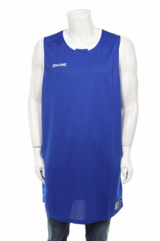 Pánské tilko  Spalding, Rozměr 4XL, Barva Modrá, Polyester, Cena  334,00Kč