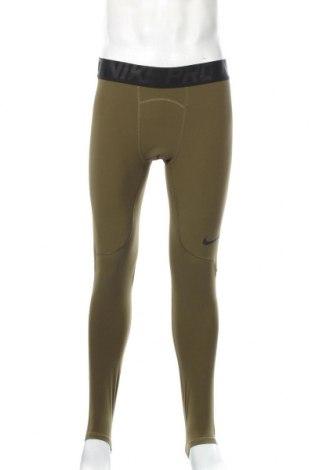 Colant sport de bărbați Nike, Mărime XL, Culoare Verde, 75% poliester, 25% elastan, Preț 116,98 Lei