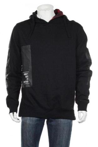 Pánská mikina  House, Rozměr XL, Barva Černá, 60% bavlna, 40% polyester, Cena  543,00Kč