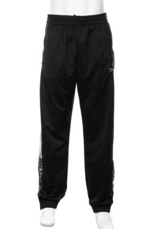 Ανδρικό αθλητικό παντελόνι, Μέγεθος XL, Χρώμα Μαύρο, Πολυεστέρας, Τιμή 13,37€