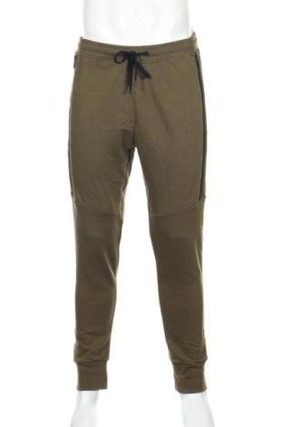 Pánské tepláky  Reserved, Rozměr L, Barva Zelená, 60% bavlna, 40% polyester, Cena  438,00Kč