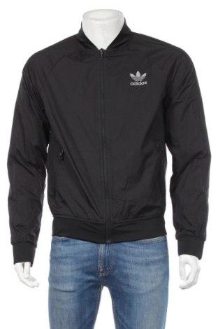 Мъжко спортно горнище Adidas Originals, Размер M, Цвят Черен, Полиамид, Цена 43,22лв.