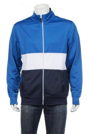 Ανδρική αθλητική ζακέτα Roly, Μέγεθος XL, Χρώμα Μπλέ, Πολυεστέρας, Τιμή 14,00€