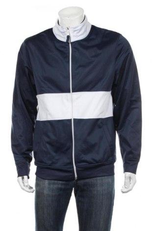 Ανδρική αθλητική ζακέτα Roly, Μέγεθος XL, Χρώμα Μπλέ, Πολυεστέρας, Τιμή 14,64€