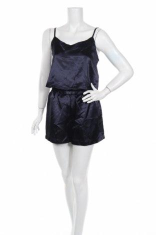 Pyžamo Boohoo, Veľkosť XL, Farba Modrá, Polyester, Cena  11,21€