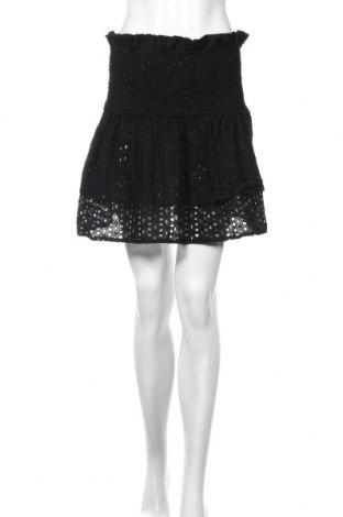 Φούστα Boohoo, Μέγεθος L, Χρώμα Μαύρο, 100% βαμβάκι, Τιμή 10,39€