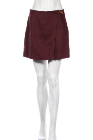 Φούστα Esprit, Μέγεθος M, Χρώμα Κόκκινο, Λινό, Τιμή 4,02€
