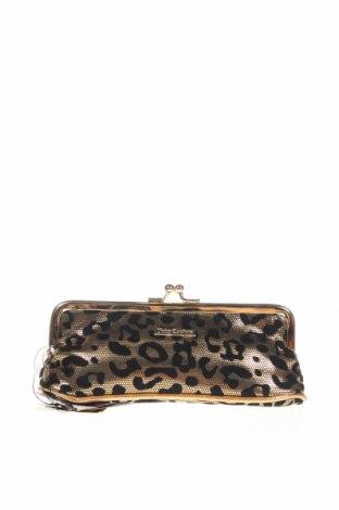 Portmoneu Juicy Couture, Culoare Negru, Textil, Preț 101,84 Lei