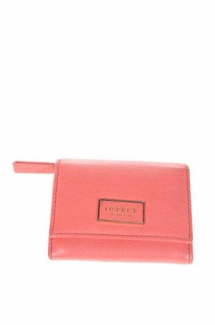 Portmoneu Osprey, Culoare Roz, Piele naturală, Preț 65,67 Lei