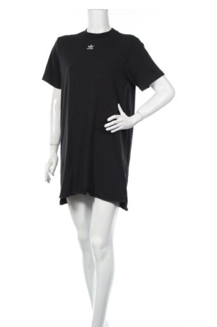 Šaty  Adidas Originals, Rozměr S, Barva Černá, 92% bavlna, 8% elastan, Cena  1002,00Kč