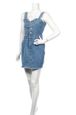 Šaty  Boohoo, Veľkosť M, Farba Modrá, Cena  26,80€