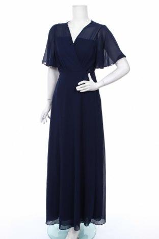 Šaty  Boohoo, Veľkosť XL, Farba Modrá, Polyester, Cena  24,74€
