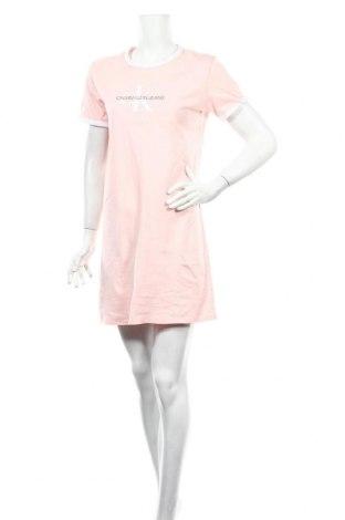 Sukienka Calvin Klein, Rozmiar M, Kolor Różowy, Bawełna, Cena 185,30zł