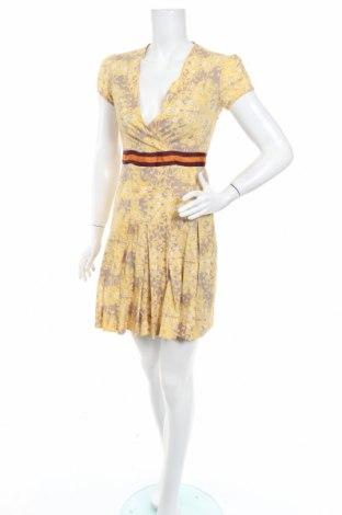 Рокля Elle, Размер S, Цвят Многоцветен, Памук, Цена 9,57лв.