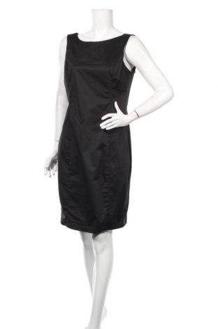 Šaty  Manguun, Rozměr L, Barva Černá, 97% bavlna, 3% elastan, Cena  531,00Kč
