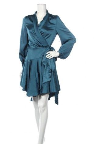 Šaty  Nasty Gal, Veľkosť M, Farba Modrá, Polyester, Cena  20,10€