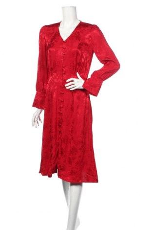 Sukienka Reserved, Rozmiar M, Kolor Czerwony, Wiskoza, Cena 56,00zł