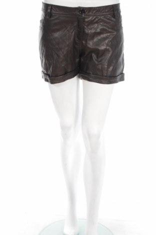 Дамски къс кожен панталон Imperial
