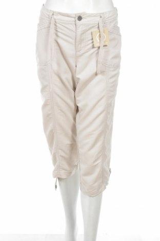 Γυναικείο παντελόνι Style & Co, Μέγεθος M, Χρώμα  Μπέζ, 70% βισκόζη, 30% πολυεστέρας, Τιμή 4,76€