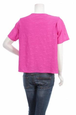 Dámska blúza Allison Daley, Veľkosť L, Farba Fialová, 94% polyester, 6% elastan, Cena  10,21€