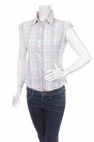 Дамска риза Playlife, Размер M, Цвят Многоцветен, Памук, Цена 4,83лв.