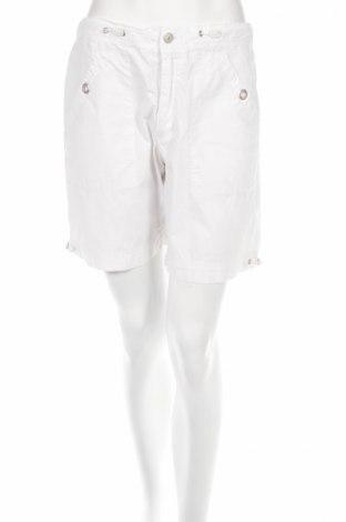 Γυναικείο κοντό παντελόνι Miss Etam, Μέγεθος M, Χρώμα Λευκό, 100% βαμβάκι, Τιμή 3,53€