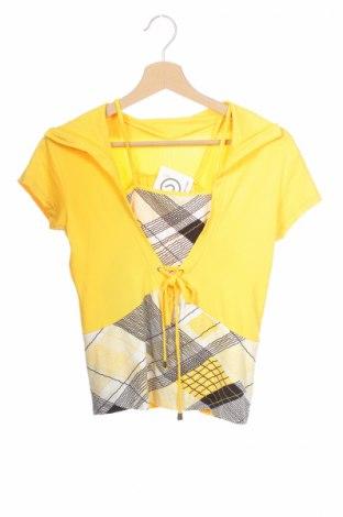 Детски комплект, Размер 13-14y/ 164-168 см, Цвят Жълт, Цена 8,07лв.