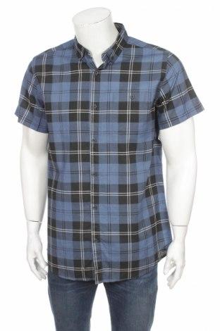 Pánska košeľa , Veľkosť L, Farba Modrá, Bavlna, Cena  2,26€
