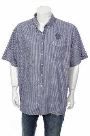 Pánska košeľa  Rivers, Veľkosť L, Farba Modrá, Bavlna, Cena  2,25€