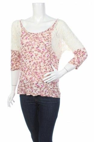 Дамска блуза Abound, Размер S, Цвят Многоцветен, 90% полиамид, 10% еластан, Цена 3,04лв.