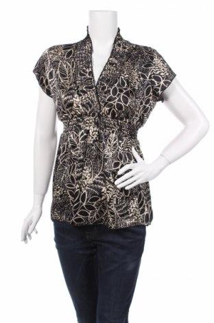 Дамска блуза Agenda, Размер M, Цвят Бежов, Полиестер, Цена 3,15лв.