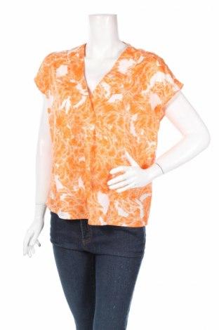 Дамска блуза Ahlens, Размер S, Цвят Оранжев, 100% полиестер, Цена 3,06лв.