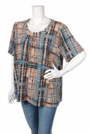Дамска блуза Alia, Размер L, Цвят Многоцветен, Цена 3,04лв.