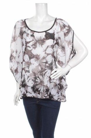 Γυναικεία μπλούζα Bisou Bisou By Michele Bohbot, Μέγεθος M, Χρώμα Πολύχρωμο, 100% πολυεστέρας, Τιμή 2,48€