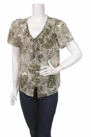 Дамска блуза Designer S, Размер M, Цвят Зелен, Цена 4,08лв.