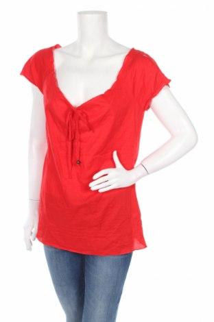 Дамска блуза Espirit, Размер M, Цвят Червен, Цена 3,06лв.
