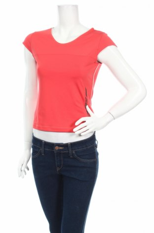 Дамска блуза Etirel, Размер M, Цвят Розов, 92% полиестер, 8% еластан, Цена 4,59лв.