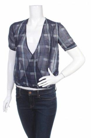 Γυναικεία μπλούζα H&M Divided, Μέγεθος XS, Χρώμα Μπλέ, Πολυεστέρας, Τιμή 2,78€