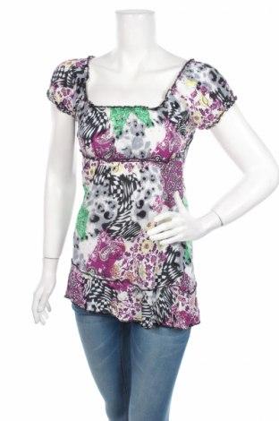 Γυναικεία μπλούζα Madonna, Μέγεθος M, Χρώμα Πολύχρωμο, Βισκόζη, Τιμή 2,63€